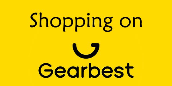 Shopping on Gearbest