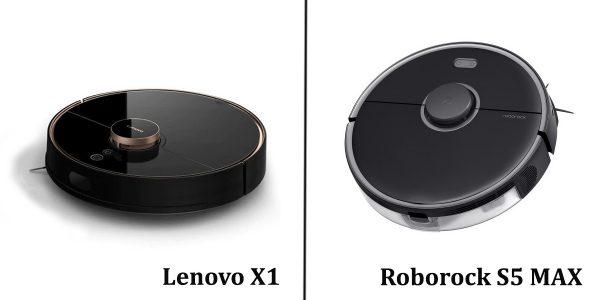Lenovo X1 vs Roborock S5 MAX