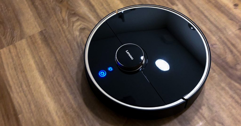 Lenovo X1 robot vacuum cleaner review