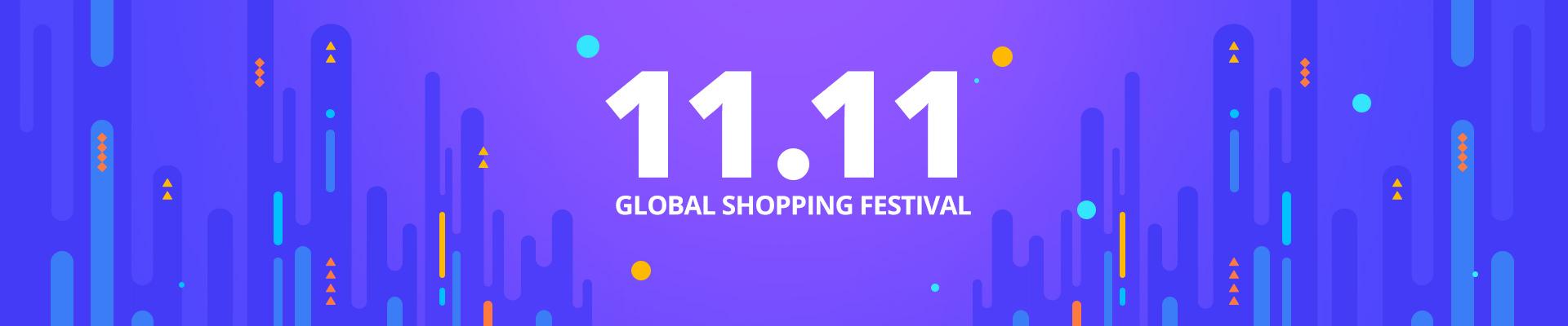11.11 Shopping Festival