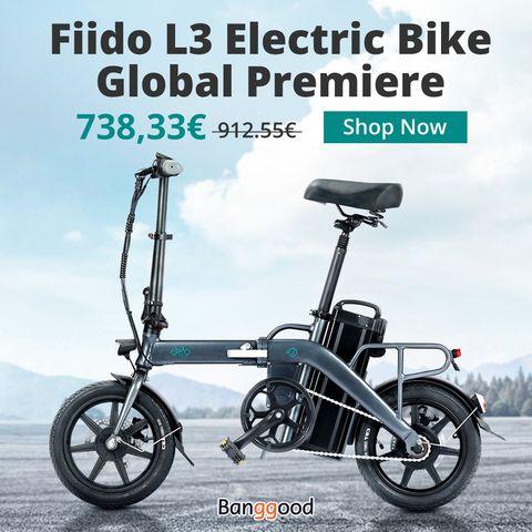 FIIDO L3 Banner